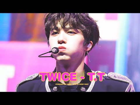 180721 SF9 FANCON T.T TWICE COVER. CHANI FOCUS 4K