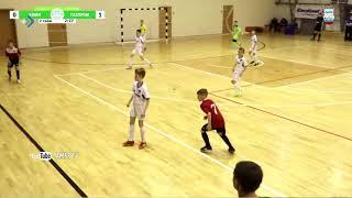 Юниоры Республики Коми завоевала серебряные медали Всероссийского финала по мини футболу
