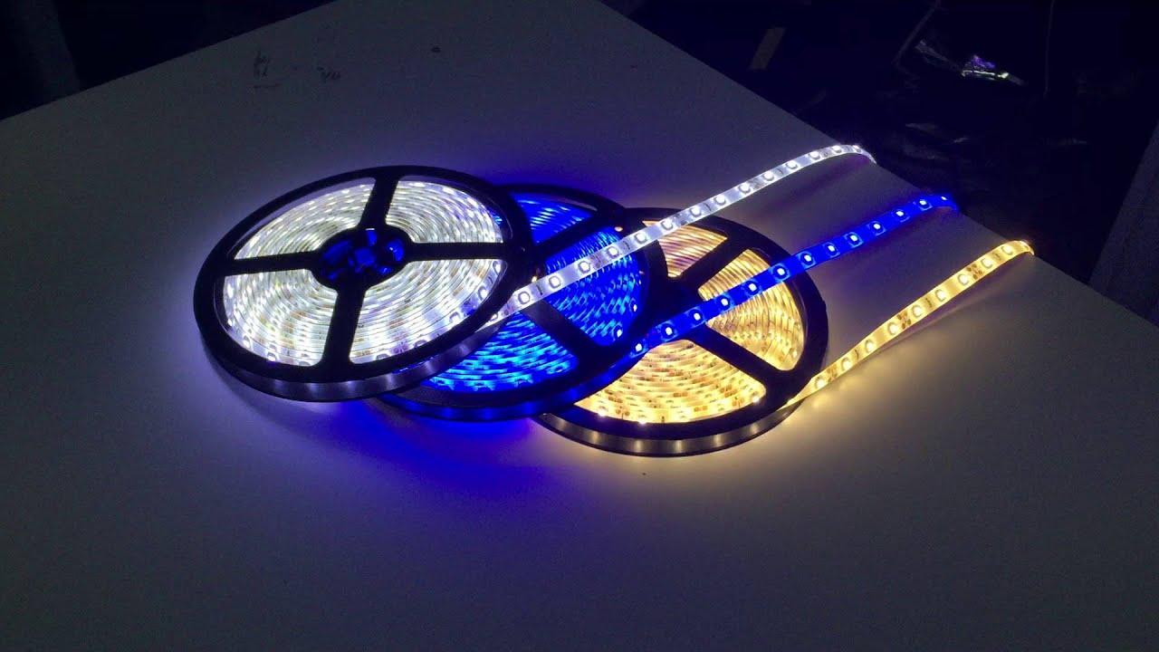 3528SMD LED Strip Light 300 LED s by Renkco on ebay