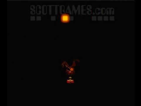 bonnie into the dark | fnaf 4  teaser | scottgames.com
