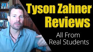 Tyson Zahner Reviews - Here
