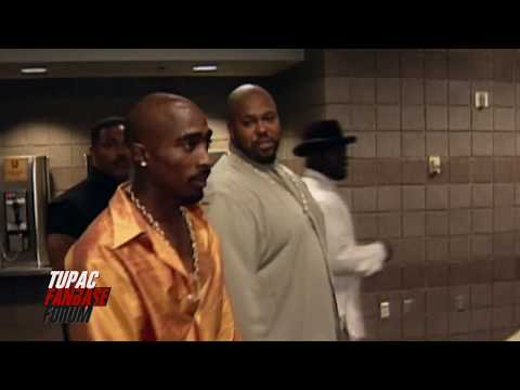 2Pac Backstage at MGM Grand Casino, New Shots in HQ Footage before Scuffle