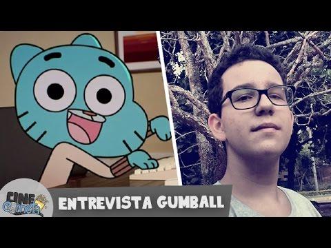 ENTREVISTA COM O DUBLADOR DO GUMBALL | João Victor Granja