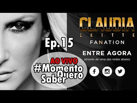 AO VIVO 3: Melhores do Ano; FANATION? Pq Claudia Leitte negou foto e abraço a fã? #MomentoQueroSaber
