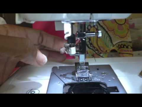 How To Change A Sewing Machine Needle YouTube Cool How To Replace Needle On Sewing Machine