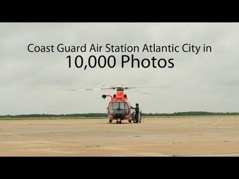Coast Guard Air Station Atlantic City in 10,000 photos