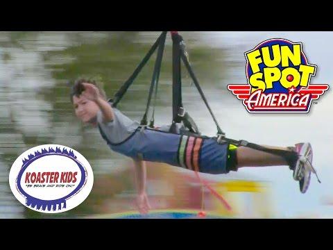 Koaster Kids at Fun Spot America - Kissimmee