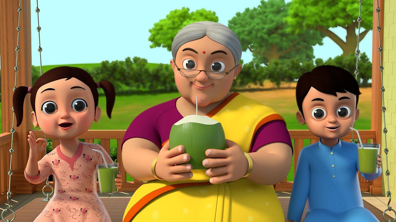 Garmi Aayi Mausam Hua Garam Song + More Hindi Nursery Rhymes - Fun For Kids TV