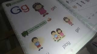 Dạy bé học tiếng anh lớp 1 - bài 19 ( học  bài Girl and boy)