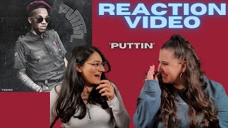 Just Vibes Reaction / Tekno - PuTTin