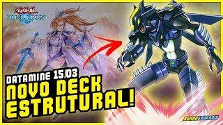 NOVO ESTRUTURAL?! (Datamine 15/03) - Yu-Gi-Oh! Duel Links #635