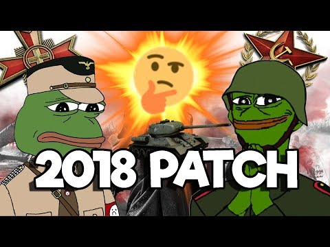 COH2 | 2018 Balance Patch In A Nutshell