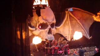 Trent Reznor Black Ops II Theme -- A7X, Carry On video -- Destruction, Carnivore - Wintersun