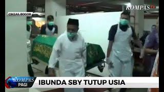 Gambar cover Kabar Duka, Ibunda SBY Siti Habibah Meninggal Dunia