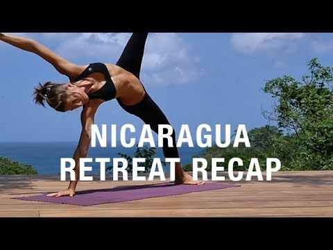 Nicaragua Live Free Yoga Retreat May 2016 Youtube