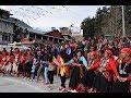 2017 Latest Pahari Nati Dance On Himachali Song Gora Rang video