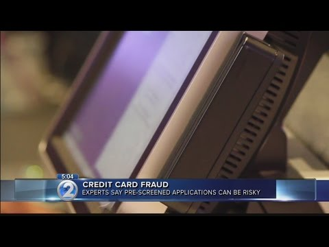 How to protect yourself from identity theft, credit card fraud