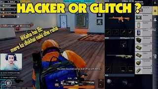 INVISIBLE PLAYER KILLED ROWDY GAMING | HACKER OR GLITCH?