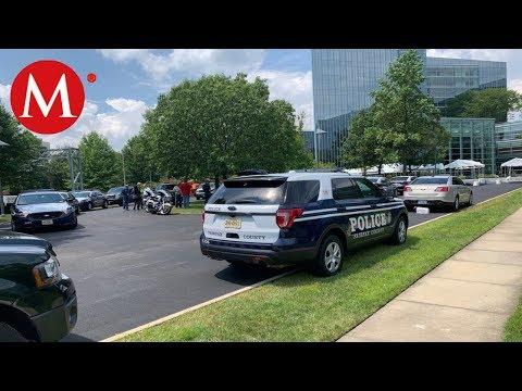 Desalojan edificio de Usa Today en Virginia por hombre armado
