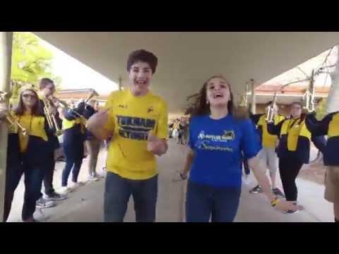 Shut Up And Dance - Butler Senior High School Lip Dub 2015