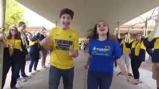 Shut Up And Dance - Butler Senior High School Lip Dub 2015