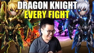 Leo and Chow Every Fight   Summoners War Guild War