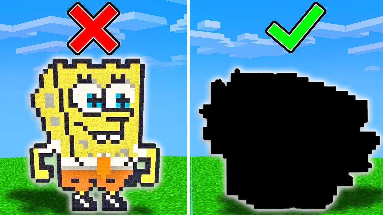 LO COSTRUISCI O LO SCARTI? - Minecraft ITA