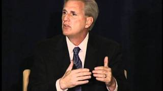 A Conversation with U.S. Majority Whip Kevin McCarthy