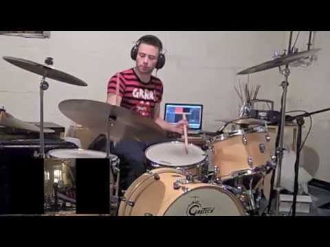 Dead Flowers - The Rolling Stones (LIVE 2015): Drum Cover