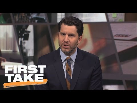 Will Cain Thinks Dallas Mavericks Won NBA Trade Deadline With Nerlens Noel Acquisition | First Take