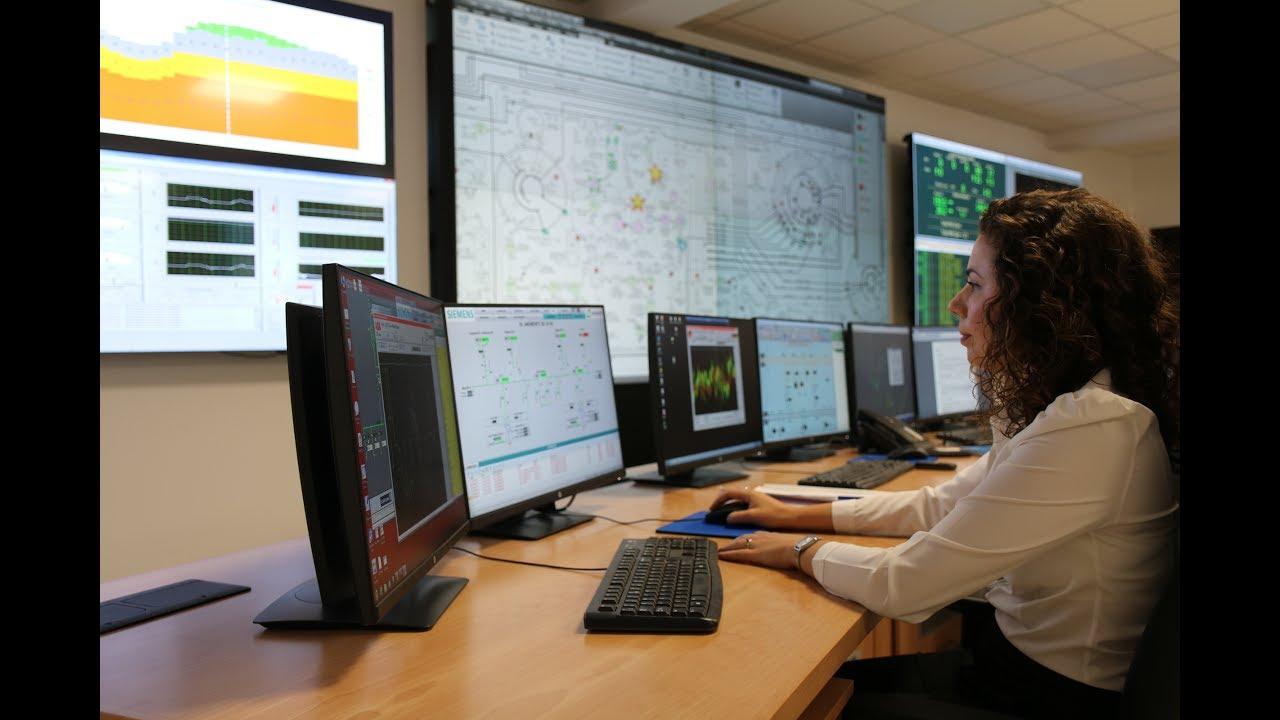 New Enemalta plc Network Control Centre