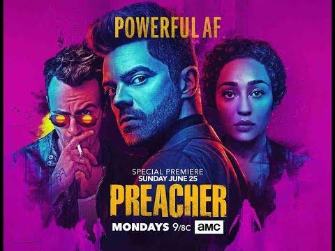 Preacher AMC Season 2 Intro [4K] | Moviestrip100