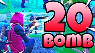 CASUAL 20 BOMB- MOLT FORTNITE