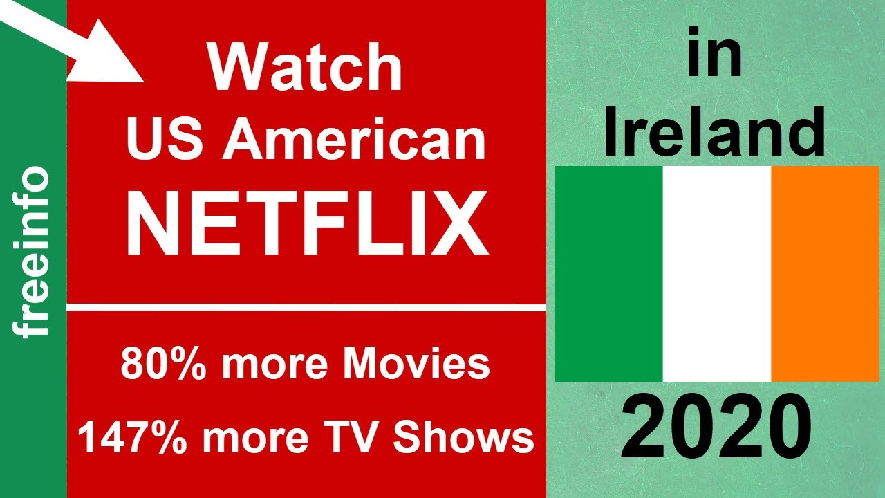 how to get us netflix in ireland on ps3