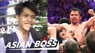 How Do Filipinos Feel About Manny Pacquiao? [Street Interview] | ASIAN BOSS