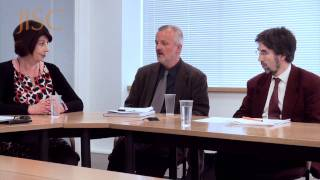 JISC - Roundtable Debate: [6 of 8] The advantages of electronic-only journals & data in an OA world