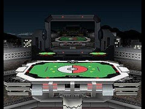 Classical Piano:  Super Smash Bros Melee - Pokemon Stadium