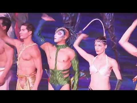Cirque Du Soleil: Mystere - Characters