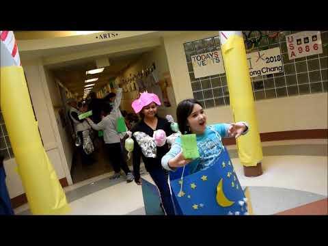 Star Hill Elementary School Vocabulary Parade