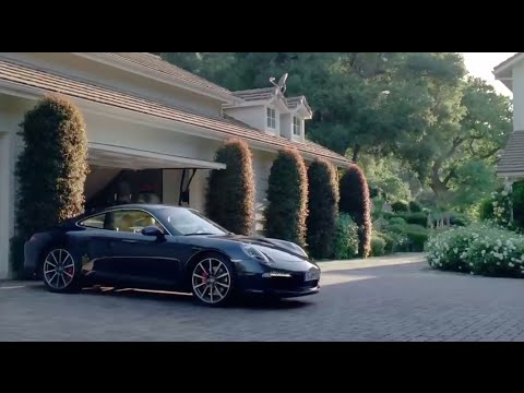 Porsche 911 Carrera - Movie 2014