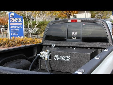 INSTALL: How To Install A 40-Gallon Refueling Tank
