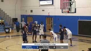 DSC Men's Basketball vs. CAI Hoops