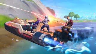 THE RISE OF SKYWALKER! - Fortnite Star Wars