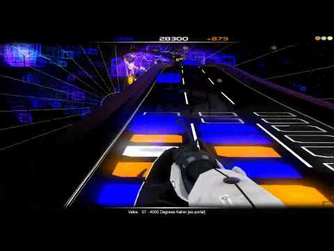 Audiosurf - Portal - 4000 Degrees Kelvin