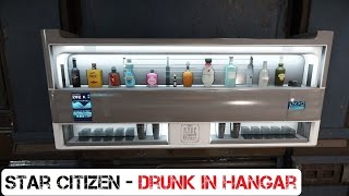 Star Citizen - Drinking & Drunkness - Alcohol Cabinet