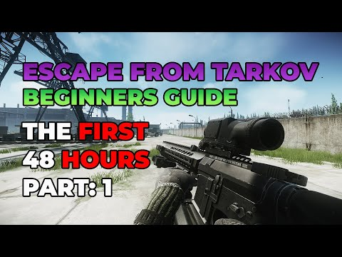 BEGINNERS GUIDE: SETTINGS AND BASICS - ESCAPE FROM TARKOV TIPS
