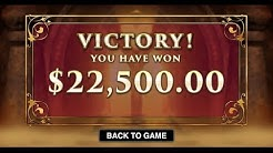 BIG WIN! Watch Me Win $22,500 on Forbidden Throne Video Slots!