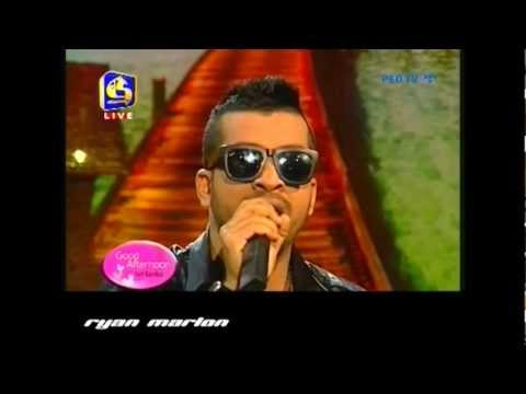 Ryan Marlon - Jeewithe Mage Live Swarnavahini.mp4