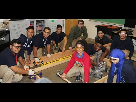 """The """"Student Run Makerspace"""" at PANTHER Academy! www.classroomcloseup.org"""