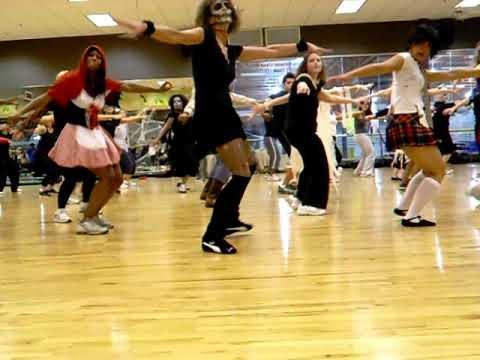 Tamara Jenkins Halloween Thriller 24 Jam